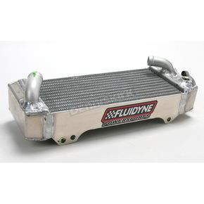 FPS Racing Power-Flo Off-Road Radiator - FPS11-DRZ400SMR