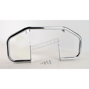 Baron Custom Accessories Full-Sized Chrome Engine Guard - BA-7170-02