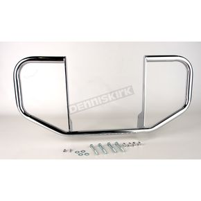 Baron Custom Accessories Full-Size Chrome Engine Guard - BA-7170-03