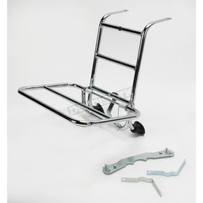 Scooter Works Front Folding Luggage Rack - ETFR1