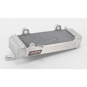 FPS Racing Left Power-Flo Off-Road Radiator - FPS11-9KTM250-L