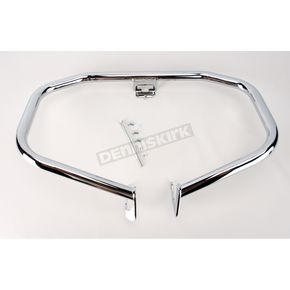 Baron Custom Accessories Full-Size Chrome Engine Guard - BA-7109-00