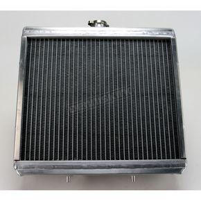 Fluidyne Powersports Power-Flo Off-Road Radiator - FPS11-9ARCTIC