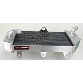 FPS Racing Left Power-Flo Off-Road Radiator - FPS11-10YZ250FL