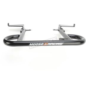 Moose Black XCR Grab Bar - 0502-0374