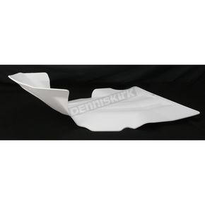 Skinz Protective Gear Float Plate - PFP300-WHT