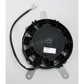 Moose Hi-Performance Cooling Fan - 330 CFM - 1901-0332