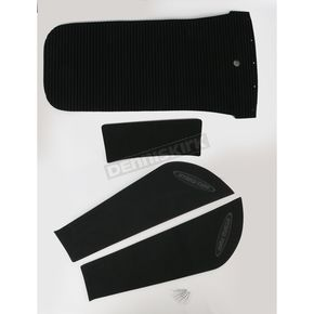 Hydro-Turf Black Ride Mat - HT68PSABLK