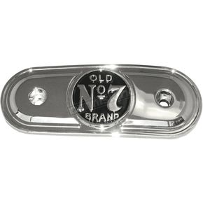Jack Daniels Chrome Air Cleaner Trim - JDA02D-04AC