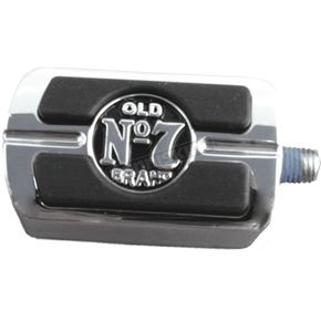 Jack Daniels Midnite 7 Chrome Shifter Peg - JDA02B-01SP
