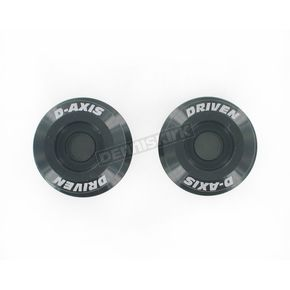 Driven Racing Black 8mm D Axis Spools - DXS81BK