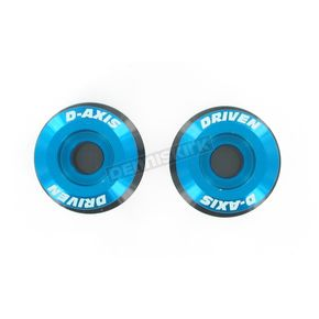 Driven Racing Blue 8mm D Axis Spools - DXS-8.2-BL