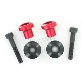 Driven Racing Red 8mm D Axis Spools - DXS-8.2-RD