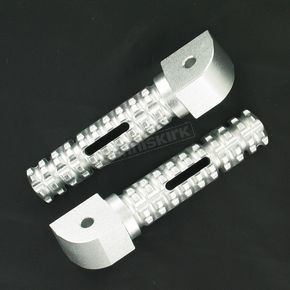 Silver SBK Pegs for OEM Mounts - 04-01203-21