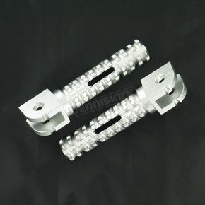 PSR Silver SBK Pegs for OEM Mounts - 05-01203-21