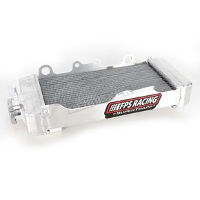 Fluidyne Powersports Right Power-Flo Off-Road Radiator - FPS11-12KX250-R