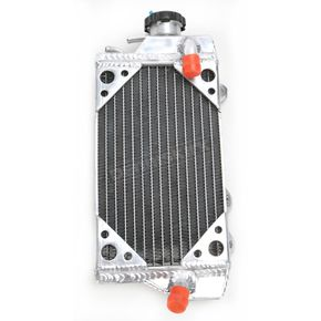Mishimoto Right X-Braced Aluminum Radiator - MMDBKX450F10RX