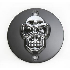 Drag Specialties 3-D Skull Points Cover - 0940-1088