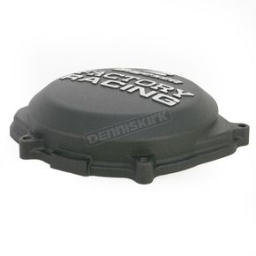 Boyesen Black Clutch Cover - CC-06AB