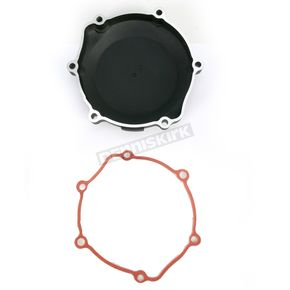 Boyesen Black Clutch Cover - CC-30B