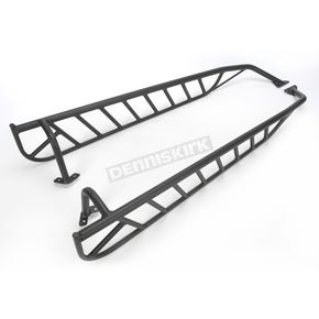 Skinz Protective Gear Airframe Running Boards - YAFRB100-FBK