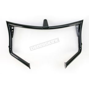 Custom Chrome Black Santee Designer Series Bonanza Highway Bar - 697169