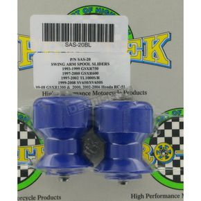 Pro-Tek Swingarm Spool Sliders - SAS-20BLUE