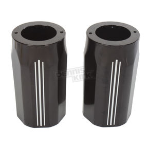 Performance Machine Contrast Cut Tech Fork Slider Cover - 0208-2102-BM