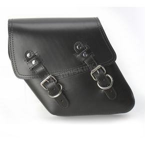 LaRosa Design Black Solo Saddlebag - 697383
