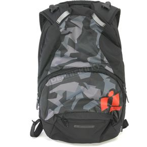 Icon Red/Camo Stronghold Backpack - 3517-0387