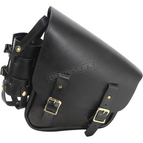 Nash Motorcycle Co. Black/Brass Nasty Fuel Bag - FBLBLBR