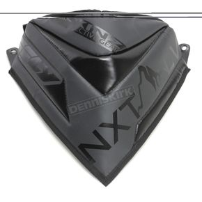 Flat Black Next Level Skinz Vented Windshield Pack - NXPWPV225-BK