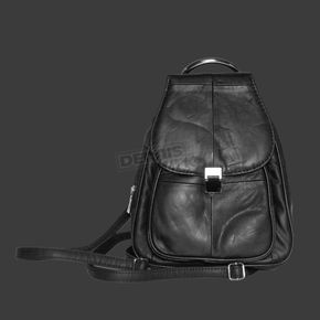Hot Leathers Leather Backpack - BPA1006
