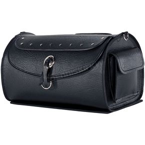 Tour Master Cruiser II Barrel Sissybar Bag w/Rivets - 78-248