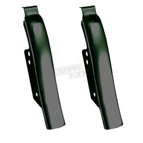 Black Saddlebag Filler Panels - 26313
