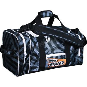 FXR Racing Charcoal Hazard Duffle Bag - 2708