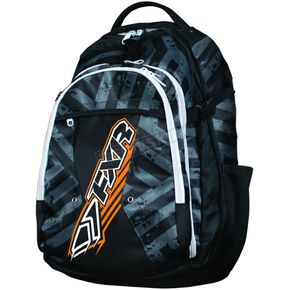 FXR Racing Charcoal Motion Hazard Backpack - 2710