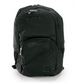 Fox Black Lets Ride BackPack - 01739-001