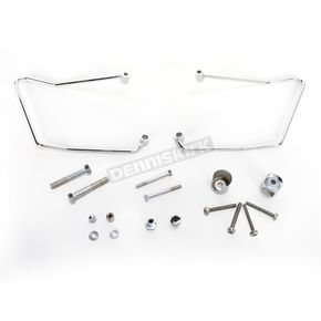 River Road Chrome Saddlebag Support - 56-3842