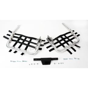 DG Alloy Nerf Bars w/Black Webbing - 60-4385