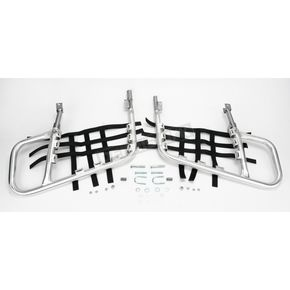 DG Alloy Nerf Bars w/Black Webbing - 60-2106