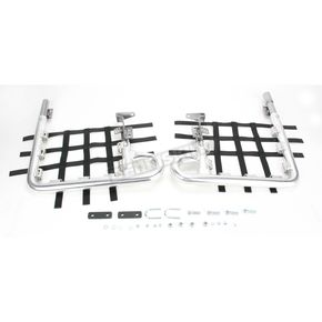 DG Fat Series 1-1/2 in. Alloy Nerf Bars w/Black Webbing  - 602-2130