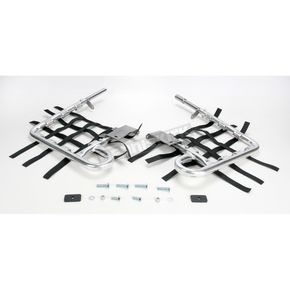 DG Alloy Nerf Bars w/Black Webbing - 60-8370