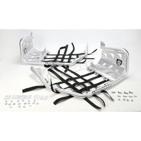 Pro Armor Pro XC Alloy Nerf Bars w/Heel Guards - Y041050
