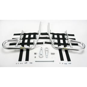 Motorsport Products Alloy Nerf Bars w/Black Webbing - 81-3401