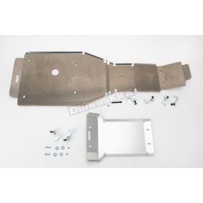 Moose Full Chassis Aluminum Skid Plate - 0505-0620