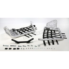 Moose Alloy Nerf Bars with Heel Guards - 05300796
