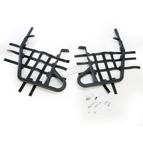 DG Black Alloy Nerf Bars w/Black Webbing - 60-2450X