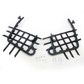 DG Black Alloy Nerf Bars w/Black Webbing - 60-4450X