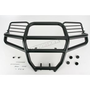Moose Front Black Bumper - 0530-1002